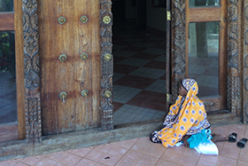Orphanage House Mazizini Zanzibar