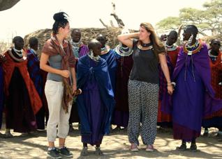 Masaai Village