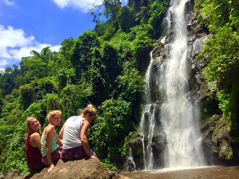 Moshi & Marangu Waterfalls (Kilimanjaro tour)