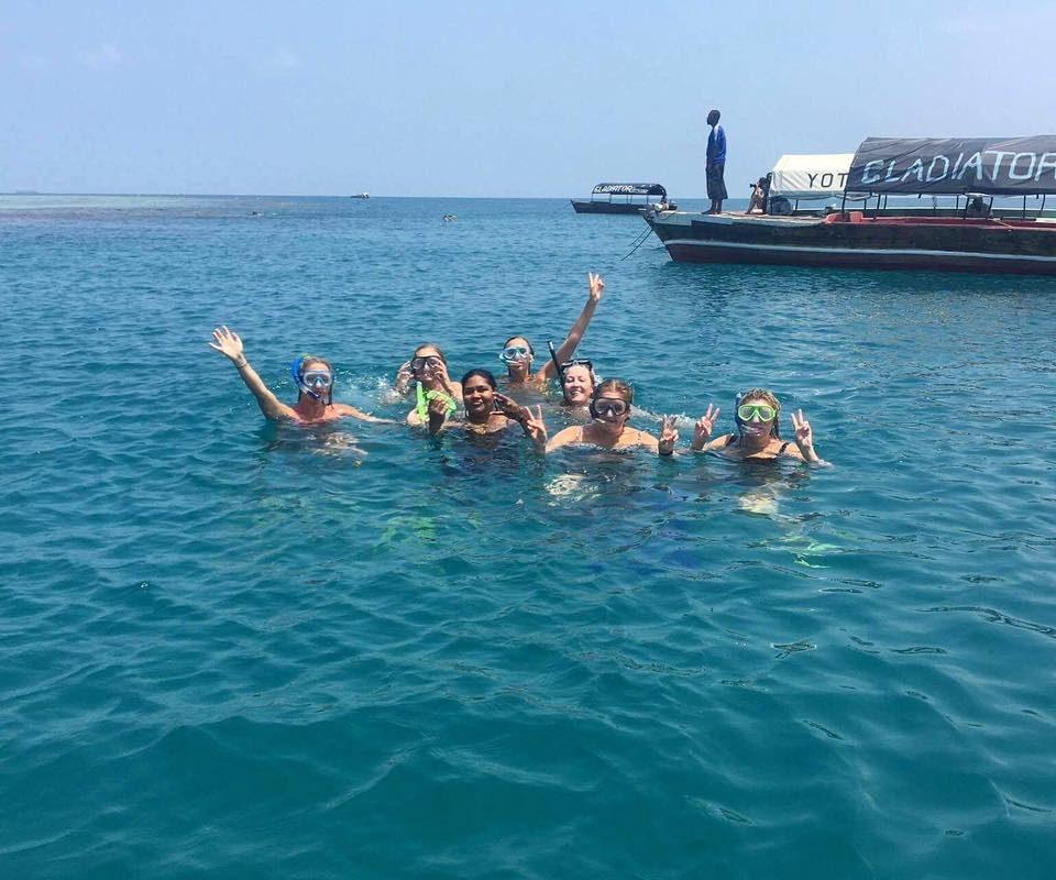 Snorkling trip